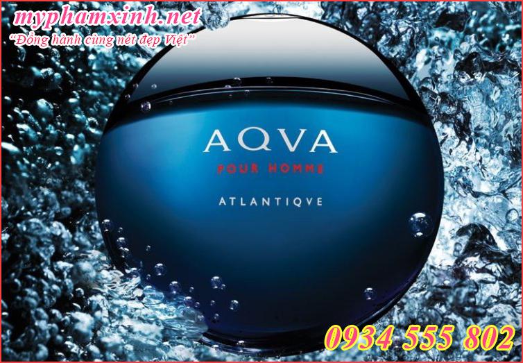 Nước hoa Aqva Atlantiqve  Pour Homme