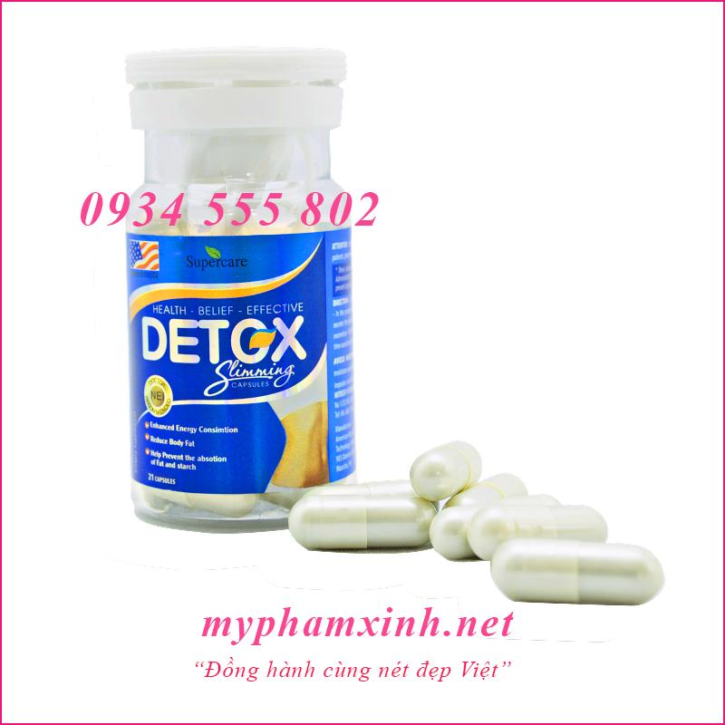 thuốc giảm cân dotex mỹ