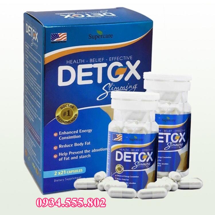 Viên giảm cân Dotex Slimming