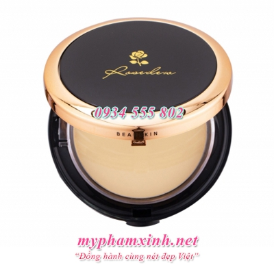 Phấn Phủ Beauskin Rosedew Finish Two Way Cake